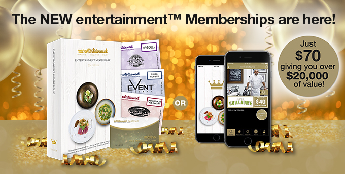 We are Fundraising with Entertainment Books