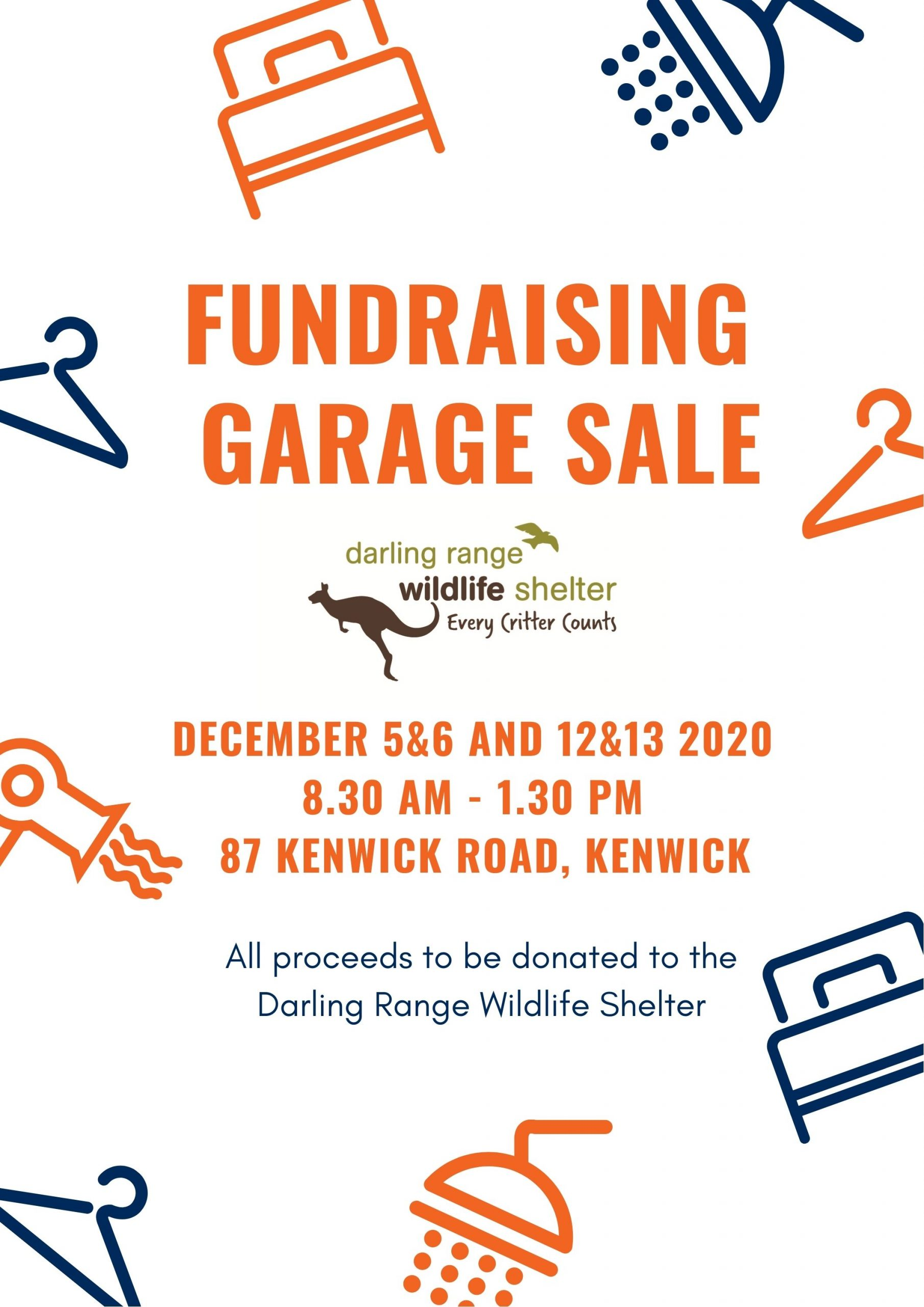 Pre-Christmas Garage Sales Are Here!!
